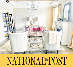 National Post: Rustic Charm