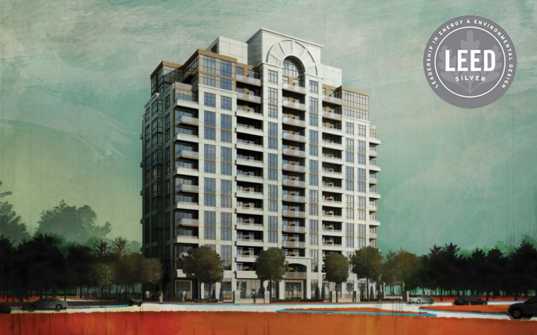 FLATO Developments' Arthouse Condos achieves LEED Silver certification
