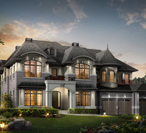 Exclusive Community of Luxurious Estate Homes with Majestic Views in Caledon