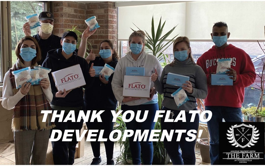 Flato Developments Continues to Support Ontario Frontliners in the Fight against COVID-19