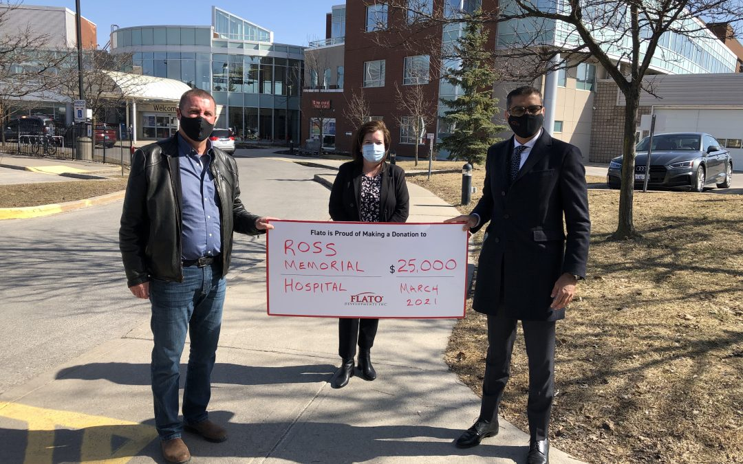FLATODevelopments supports exceptionalpatient care in KawarthaLakes